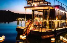 Hausboot Uebernachtung