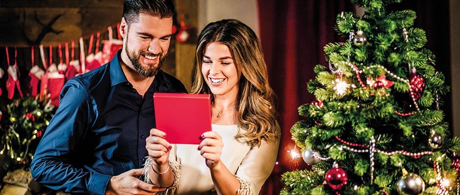 weihnachtsgeschenke f r frauen tolle geschenkideen mydays. Black Bedroom Furniture Sets. Home Design Ideas