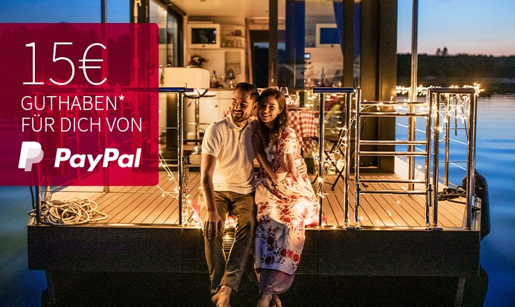 Romantikwochenende Paypal