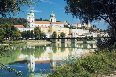 Passau und Inn