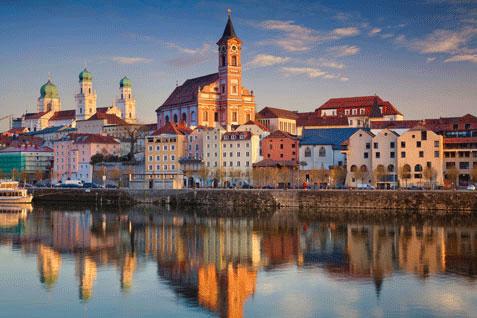 Dreifluessestadt Passau