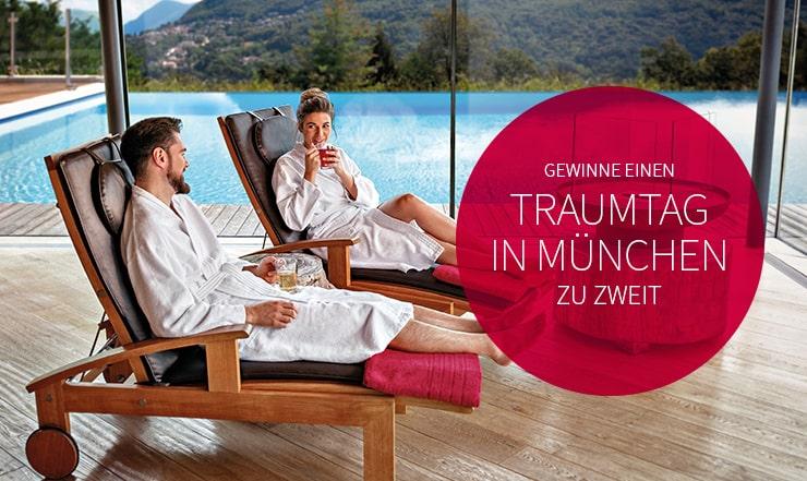 Traumtag für zwei in München