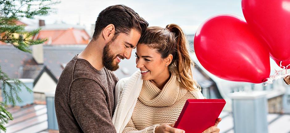 Die besten Valentinstag-Geschenke 2019