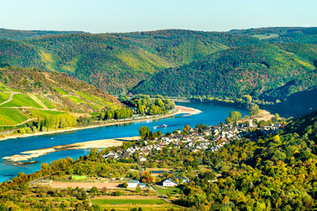 Boppard Oberes Mittelrheintal