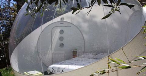Bubble Hotel Gourdon