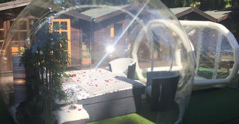 Bubble Hotel Gerolstein