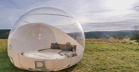 Bubble Hotel Mauth