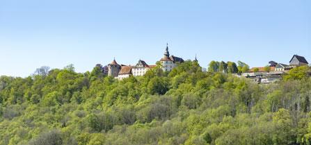 Hohenloher Land Langenburg