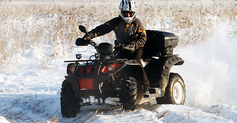 Quad Winter Tour