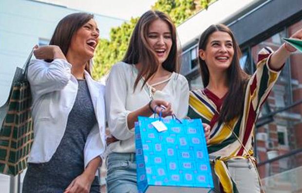 Shopping-Wochenende