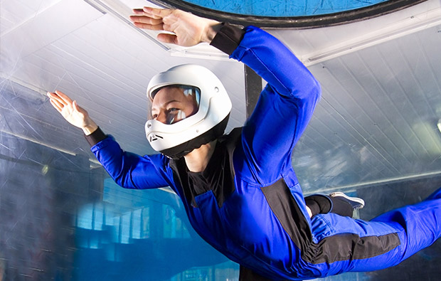 Bodyflying & Indoor Skydiving