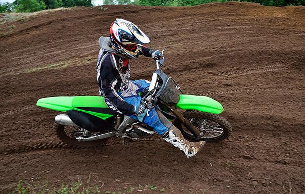 Enduro & Motocross fahren