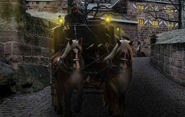 Kutschen & Pferdeschlittenfahrt