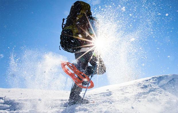 Schneeschuh-Wanderung