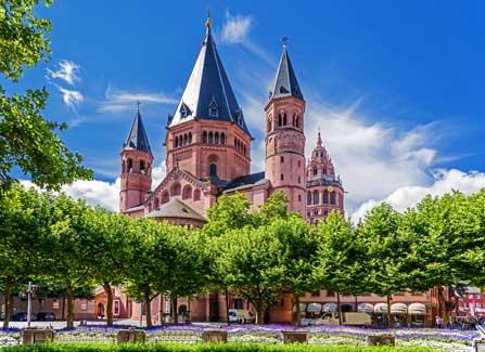 Sankt Martin Dom in Mainz