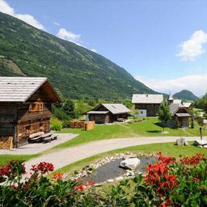 Almhütten & Berghotels