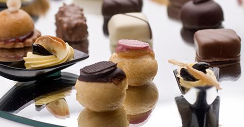 Schokolade, Pralinen & Desserts